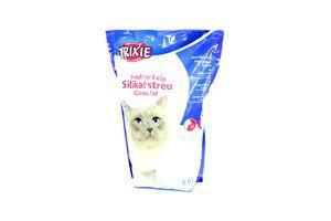 Наповнювач д/котів Trixie Fresh&Easy 5л