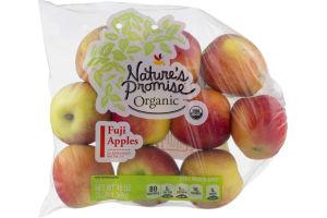 Nature's Promise Organic Fuji Apples