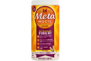 Metamucil 4 in 1 MultiHealth Fiber! Original