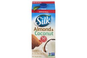 Silk Almondmilk & Coconutmilk Blend Original