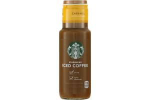 Starbucks Iced Coffee Caramel