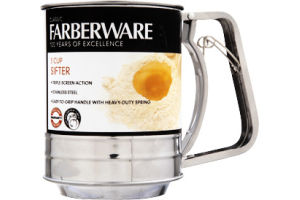 Farberware Classic 3 Cup Sifter