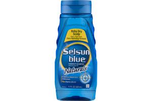 Selsun Blue Dandruff Shampoo Naturals