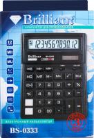 Калькулятор №BS-0333 Brilliant 1шт