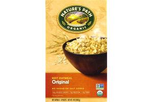 Nature's Path Organic Hot Oatmeal Original - 8 CT