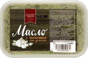 Масло сладкослив Л Т Доообра ферма с зеленью85%ван