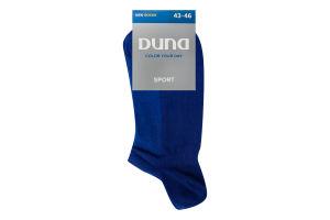Шкарпетки чоловічі Duna Sport №755 27-29 волошковий