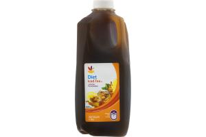 Ahold Diet Iced Tea Lemon Flavored