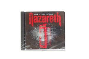 Диск CD Nazareth Rock`n`roll telephone
