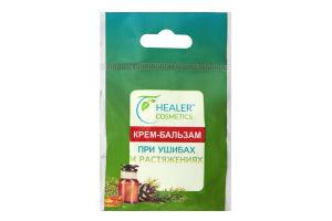 Крем-бальзам при ударах і розтягуваннях Healer Cosmetics 10г
