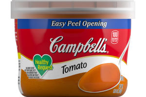 Campbell's® Healthy Request® Tomato Soup Microwavable Bowl, 15.3 oz.