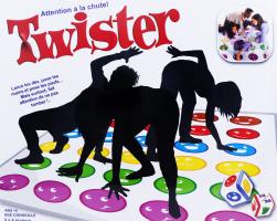 Игра для компании Твистер D*-1