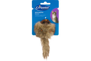 Companion Porcupine Cat Toy