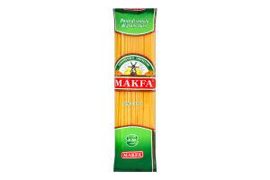 Изделия макаронные Makfa Спагетти 1,7мм