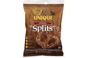 """Unique """"Splits"""" Pretzels Original"""