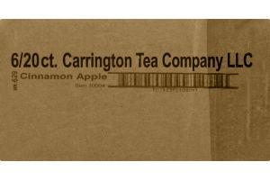Carrington Tea Cinnamon Apple - 6/20CT