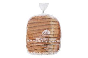 Хлеб нарезной Целебный новый обогащенный йодированным белком Скиба м/у 400г