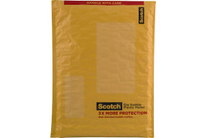 Scotch Big Bubble Plastic Mailer