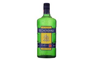 Настоянка 0.35л 38% лікерна на травах Becherovka пл