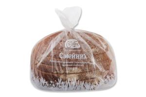 Хліб нарізний Сімейний Скиба м/у 350г