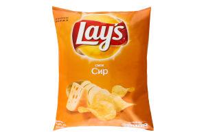 Чіпси зі смаком сиру Lays м/у 71г