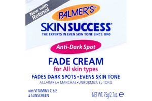 Palmer's Skin Success Anti-Dark Spot Fade Cream For All Skin Types