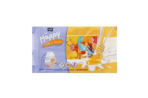 Серветки вологі для дітей Mlik&Honey Happy Baby Bella 64шт