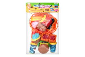 Набор игрушек для детей от 3лет №170 Продукты Shantou Yisheng Trading 1шт
