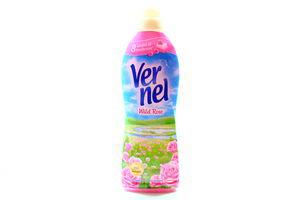 Ополіскувач Vernel Wild-Rose для білизни 1л х12