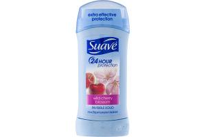 Suave Antiperspirant Deodorant Wild Cherry Blossom 2.6 oz