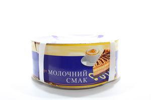 Торт Молочний смак БКК 900г