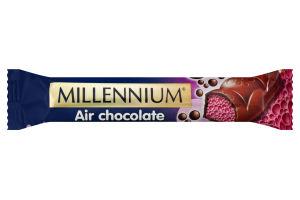 Шоколад Millennium Berry bubble пористий молочний 32г х14
