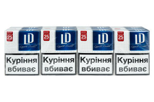 Сигареты LD Blue 25шт