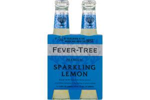 Fever-Tree Premium Sparkling Lemon - 4 CT