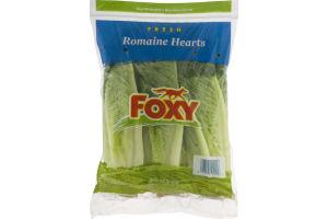 Foxy Fresh Romaine Hearts