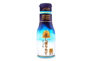 Соус соєвий Healthy Boy Brand п/пл 200мл