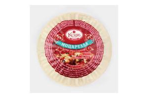 Сир 45% розсільний Моцарелла Козуб продукт кг