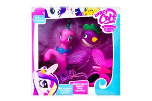 Набор игрушечный Пони и его друг в ассортим D1