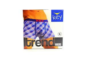 Труси Key чоловічі Boxers Trend MXH 410 A4 ZI XL