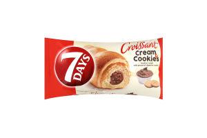 Круасан с ореховым кремом с кусочками печенья 7 Days м/у 60г