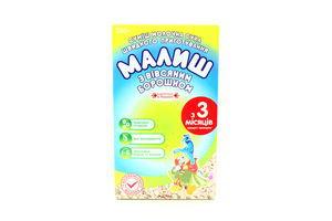 Смесь сухая молочная для детей от 3мес с овсяной мукой Малиш к/у 350г
