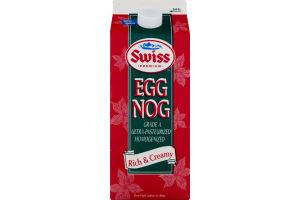 Swiss Premium Egg Nog Rich & Creamy