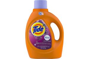 Tide + Spring & Renewal Detergent Febreze Freshness
