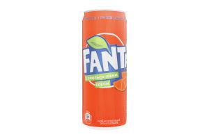 Напиток безалкогольный с/газ Fanta ж/б 0.33л