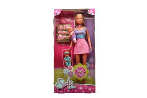 Лялька для дітей від 3-х років №0211 Baby sitter Steffi love Simba 1шт