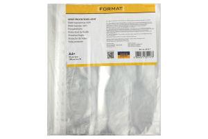 Файли Format А4+ 100шт. арт.35117
