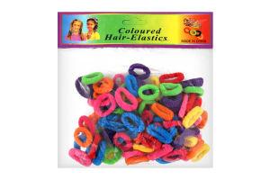 Набор резинок для волос 100шт GS2290-1