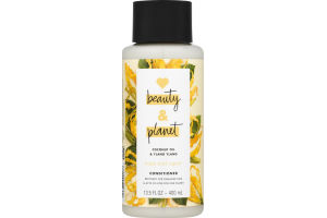 Love Beauty and Planet Hope and Repair Conditioner Coconut Oil & Ylang Ylang