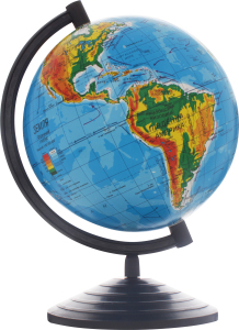 Глобус физический №GMP160ф Марко Поло