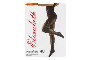Колготки жіночі Elizabeth Microfibra 40den 4 visone